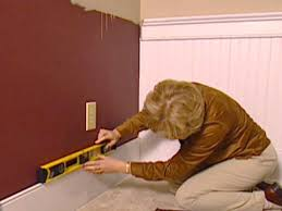 How Tall Should Baseboards Be Wainscoting Installation How Tos Diy