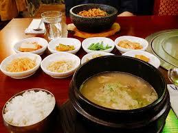 koreanische küche han kook kwan korea haus koreanisches restaurant in düsseldorf