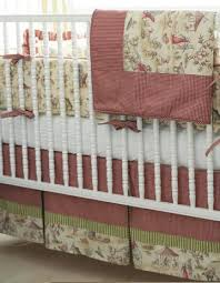 Circus Crib Bedding Topsy Turvy Cameo Circus Toile Custom Made Crib Set Baby On The
