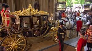 home of queen elizabeth the queen opens british parliament pageantry 2015 youtube