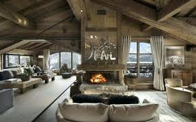 themed house rustic themed house with lodge decor small home ideas
