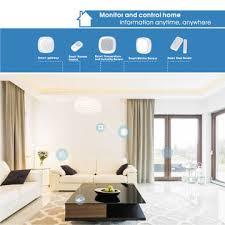 china smart home automation h1 kit with door sensor wifi hub