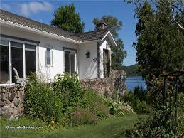 chalet a louer 4 chambres tremblant peninsula on the lake is mont tremblant cottage rental