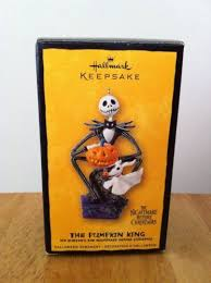 2008 pumpkin king nightmare before