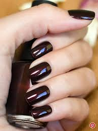 chic winter nail color u2013 beauty coach