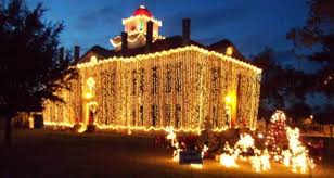 johnson city christmas lights 27th annual lights spectacular hill country style hill country current