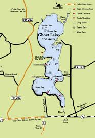 Wisconsin Lakes Map by Maps U2014 Quiet Lakes