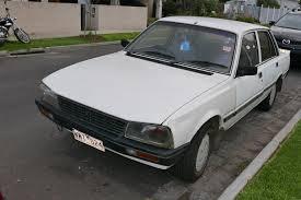 peugeot 505 coupe file 1984 peugeot 505 sti sedan 2015 06 25 01 jpg wikimedia
