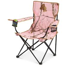 Lounge Camping Chair Guide Gear Realtree Pink Camp Chair 234550 Chairs At