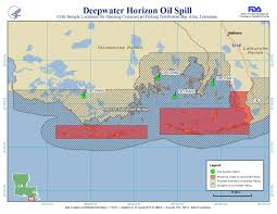 State Of Louisiana Map by Emergencies U003e Gulf Of Mexico Oil Spill Reopening Of Closed Waters