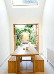 narrow kitchen table large size of dining table long narrow