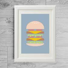 affiches cuisine arts graphiques affiches un grand marché