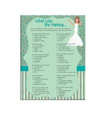 bridal shower party game printable shower game what was