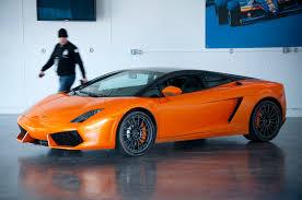 Lamborghini Gallardo Orange - the awesome lamborghini gallardo bicolore general auto news