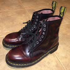 dr martens womens boots size 9 64 dr martens shoes dr martens 1460 boot cherry