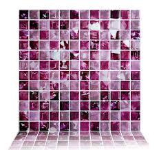 Backsplash On Amazon Buy Purple Kitchen Tiles And Get Free Shipping On Aliexpress Com