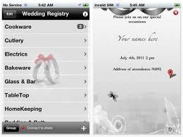wedding registry apps 14 best wedding registry app images on wedding