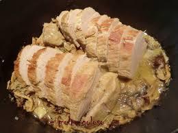 cuisiner noix de veau noix de veau en cocotte à l origan et chanterelles grises è