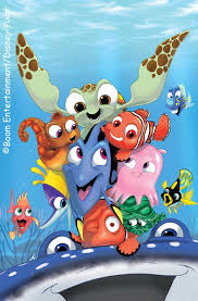 140 disney pixar art finding nemo dory images