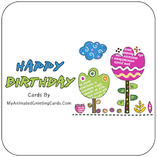animated birthday cards for facebook