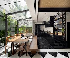 Thailand Home Design News by Flower Cage House Bangkok Thailand The Cool Hunter The Cool