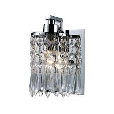 Westmore Vanity Lighting Shop Westmore Lighting Lucencia 1 Light 7 In Polished Chrome