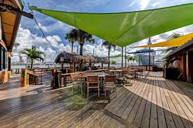 Port Canaveral Map Grills Seafood Deck And Tiki Bar Port Canaveral Florida