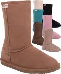 bearpaw s boots sale bearpaw womens s410 sheepskin boots