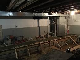 basement digout lally column removal floorplan advice avs