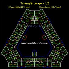 apartment plans 30 200 sqm architecture design services triangle block small version triangle block large version