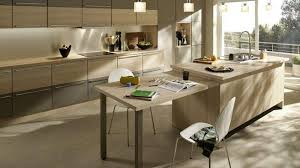 table escamotable cuisine ilot central cuisine avec table escamotable 2 cuisine