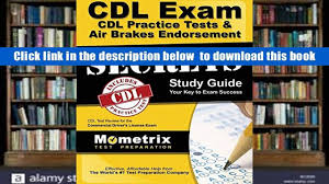 audiobook cdl exam secrets cdl practice tests air brakes