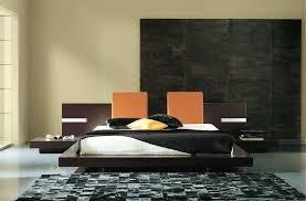 floating platform bed frame
