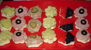 petits canapes petits canapes en famille les recettes de joanna