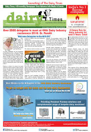 dairy times february march 2016 by advance info media u0026 events issuu