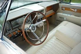 1964 Lincoln Continental Interior 1961 Lincoln Continental Information And Photos Momentcar