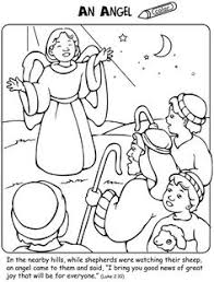 free christmas coloring nativity scene ian dale