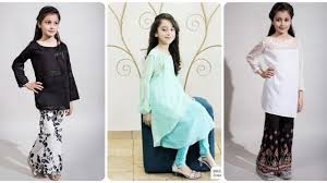cute kids dresses for eid and other festive occasions pakistani