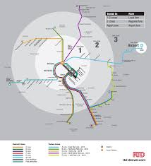 rtd rail map future official map denver rtd rail transit maps