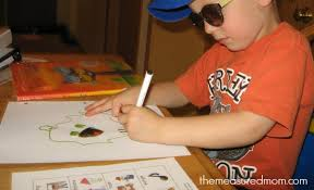 journal topics in preschool u0026 kindergarten the measured mom