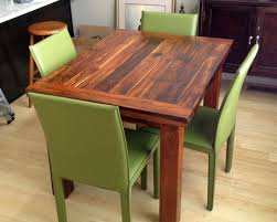 Reclaimed Teak Dining Tables - Reclaimed teak dining table and chairs
