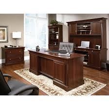 Sauder Executive Office Desks Sauder Palladia Outlet Collection Executive Desk 29 3 5 H X 65 1