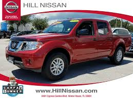 used 2016 nissan frontier for sale winter haven fl