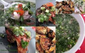cuisine antillaise poulet boucané façon antillaise cuisine et métissage