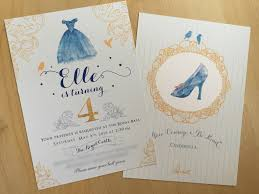 Birthday Card Invitations Ideas Best 25 Cinderella Invitations Ideas On Pinterest Cinderella