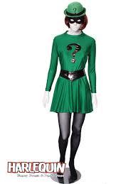 Riddler Halloween Costume Hire Super Hero Costumes