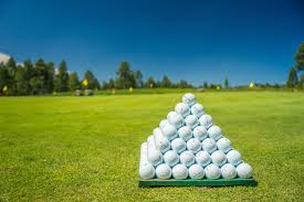 golf ball lot free image peakpx