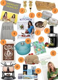 Foodie Gifts 15 Gifts For Healthy Foodies The Happy Foodie