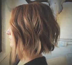 no fuss lob haircut 21 adorable choppy bob hairstyles for women 2018
