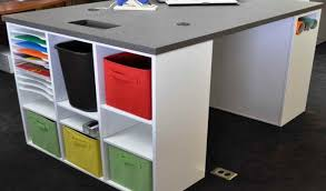 desk craft desks with storage dreadful craft desk with storage
